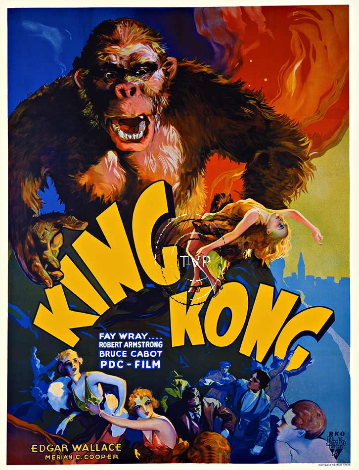 Anonymous Artists - King Kong border=