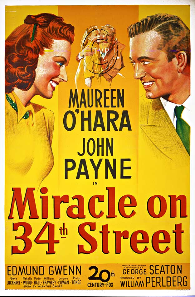 Anonymous Artists - Miracle on 34th Street border=