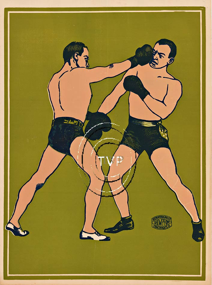Leo Anchoriz - Boxing (2 boxers) border=