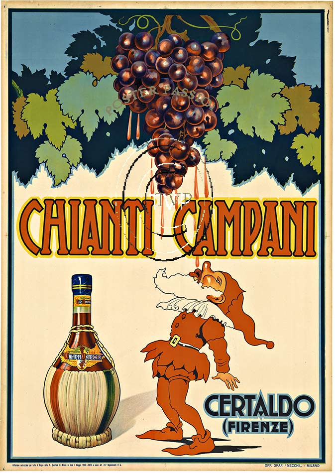 Anonymous Artists - Chianti Campani border=