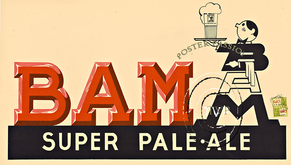 Anonymous Artists - BAM Super Pale Ale border=