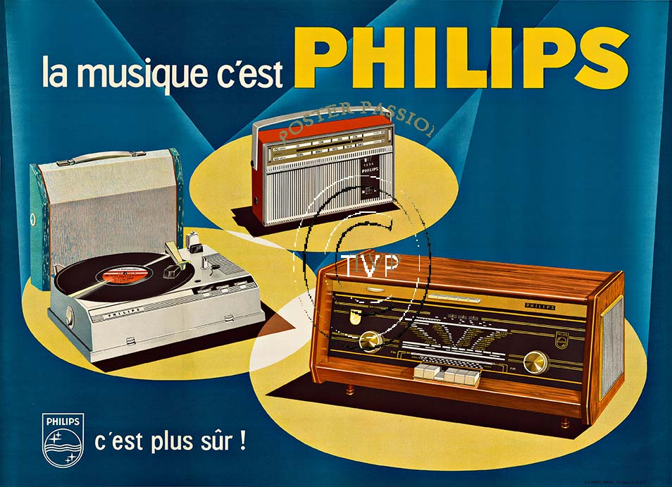 Anonymous Artists - PHILIPS LA MUSIQUE border=