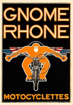 Title: Gnone Rhone , Size: 39 x 55 inch (Italian) , Medium: Archival Ink Print , Price: $569