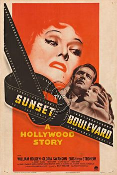 Title: Sunset Boulevard , Size: 27 x 40 , Medium: Giclee , Price: $249