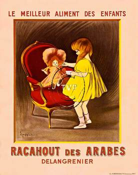Title: Racahout des Arabes , Size: 31.75 x 40 , Medium: Giclee , Price: $249